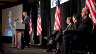 President Obama Takes Questions at GOP House Issues Conference