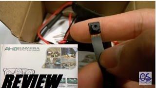 REVIEW: FREDI HD 720P WiFi Mini Spy Camera?!