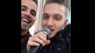 #x202b;اغنية اسلام العشي يغني (كليب #نشاز)فيديو كليب حصري #سلوم_ودبدوب#x202c;lrm;