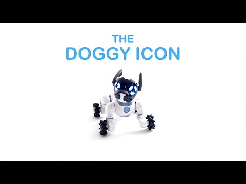 CHiP SmartBand Tutorial 06: The Doggy Icon
