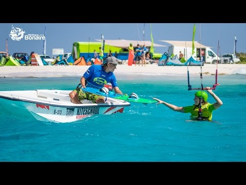 Kiteboarding - Learn to fly