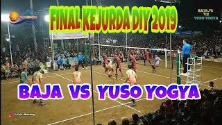 Download Live Streaming Voli Gunung FINAL KEJURDA DIY- BAJA78 VS YUSO YOGYA Video