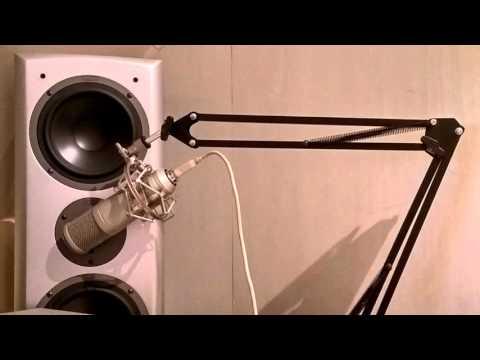 Devine PRO-USB1 microphone test