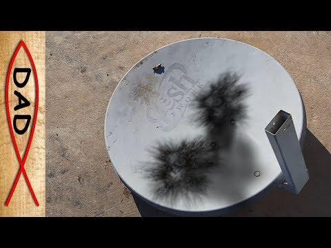 Satellite TV Dish Fire