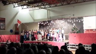 Kirkness School Christmas Concert 2014