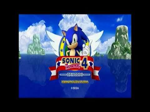 Sonic 4 Review