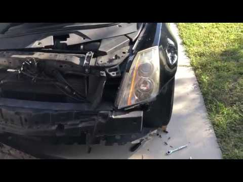 Headlight Bulb Replacement Info CTS 2013