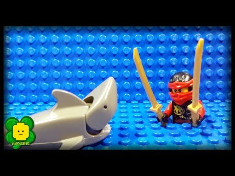 LEGO Ninjago Shark Attack