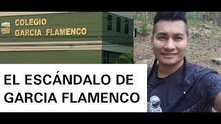 EL GARCIA FLAMENCO Y SU TRAFICO DE EXAMENES FINALES QUE NINGUN MAESTRO SUPO