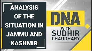 DNA analysis of the situation in Jammu and Kashmir post abrogation of Article 370