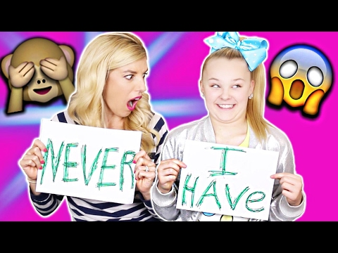 NEVER HAVE I EVER!!
