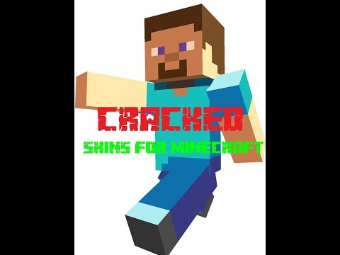 Easiest way to get Skins in Cracked Minecraft {Works for Multiplayer}