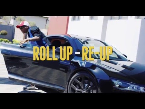 Emtee - Roll Up ( ReUp ) Ft WIZKID & AKA Cover