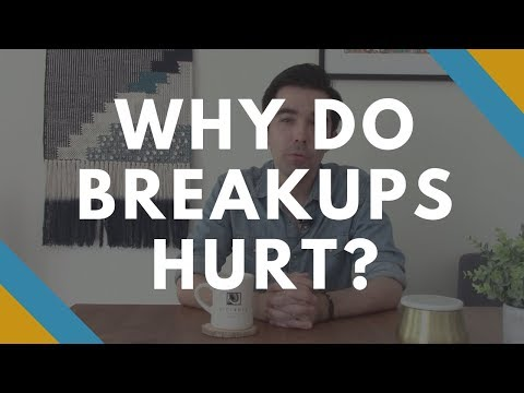 Why Do Breakups Hurt So Much (And How to Make Them Hurt Less)