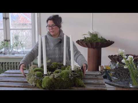 How to do your own advent wreath