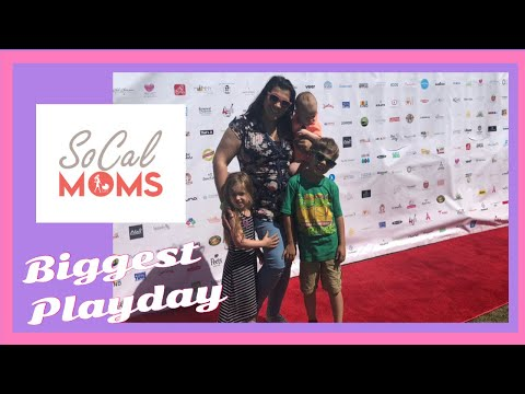 So Cal Moms Great Big Family Play Day