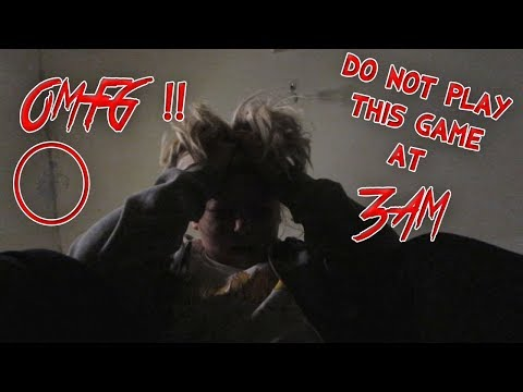 (I GOT POSSESSED) DO NOT PLAY THIS GAME AT 3AM !!!
