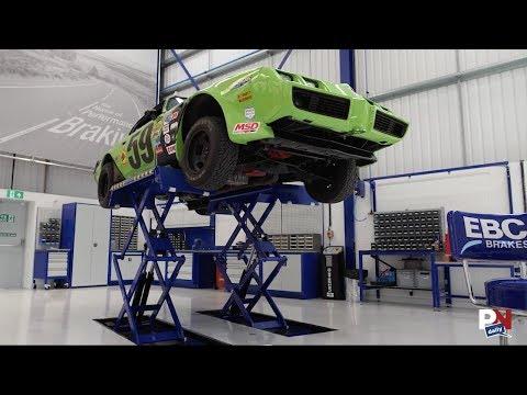 EBC Tour, Ford Ranger Warning, NASCAR Rumors, Mustang-Eating Lava, And Mandatory Backup Cameras