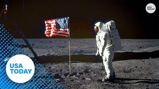 Download Witness Apollo 11's perils and elation in 80 seconds | USA TODAY Video