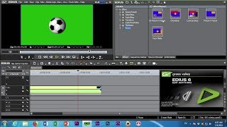 Edius 6 Demo Part 2 of 3 | Color correction, Chroma Key, Color