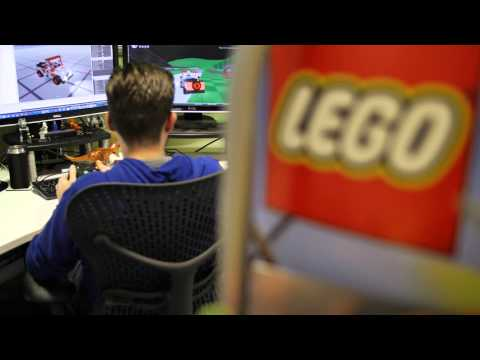 Working in Games: TT Games and LEGO Jurassic World