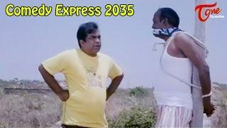 Comedy Express 2035   B 2 B   Latest Telugu Comedy Scenes   #ComedyMovies