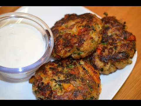 fish cakes / Salmon Patties / Tilapia Fish cakes - Megha's Cooking Channel Episode 19