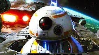 Star Wars 8 The Last Jedi Trailer #2 2017 John Boyega Movie - Official