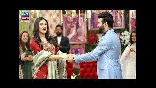 Amazing Entry of New Wedding Couple Faizan & Maham