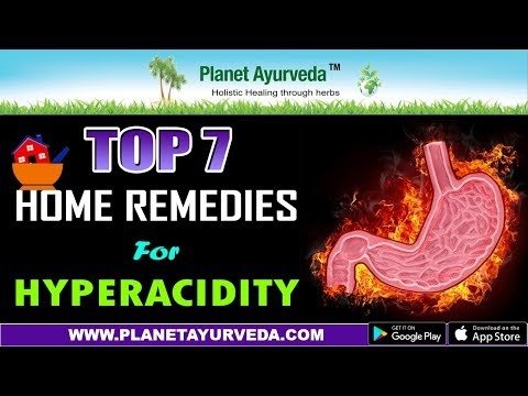 Top 7 Home Remedies For Hyperacidity | Natural Treatment