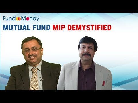 Mutual Fund MIP Demystified