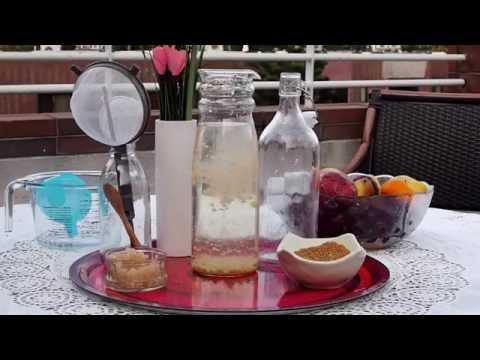 Make Water Kefir YouTube