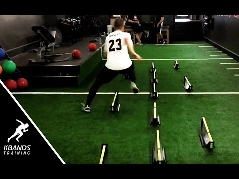 Hockey Skating Drill | Build Hip Strength and Explosiveness