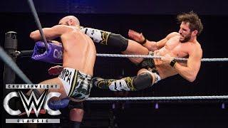 Johnny Gargano vs. Tommaso Ciampa - First Round Match: Cruiserweight Classic, Aug. 3, 2016