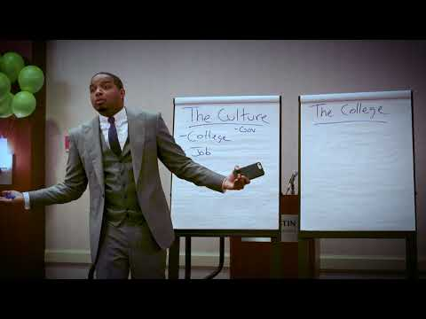 Jay Morrison Lectures: How to Beat The Pop Culture Poverty Trap!