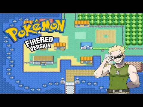 HELLO VERMILION CITY! Pokemon Fire Red Version #6