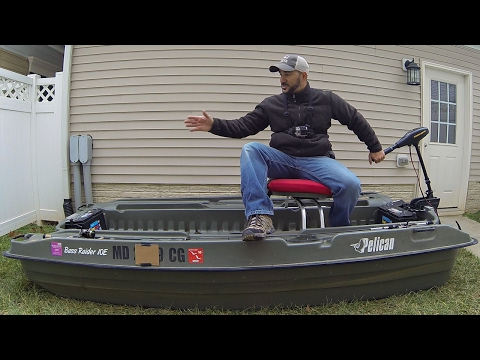 The Pelican Bass Raider 10e Review My Mini Bass Boat