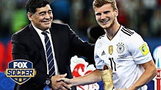 Who will be Germany