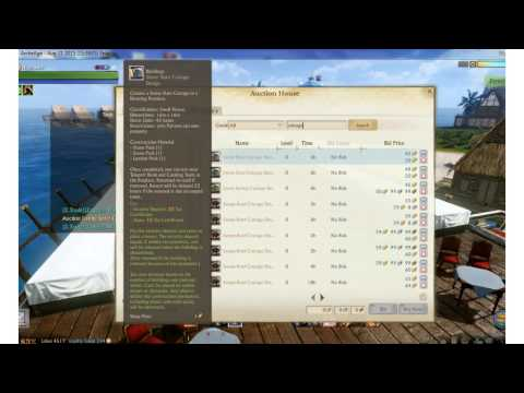 Tips for making money with server transfers in Archeage AA mmo