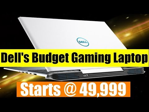 Dell G Series laptops - Dell Gaming laptop - Best Budget Gaming Laptop