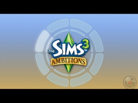 The Sims 3 Ambitions - iPhone Gameplay Video