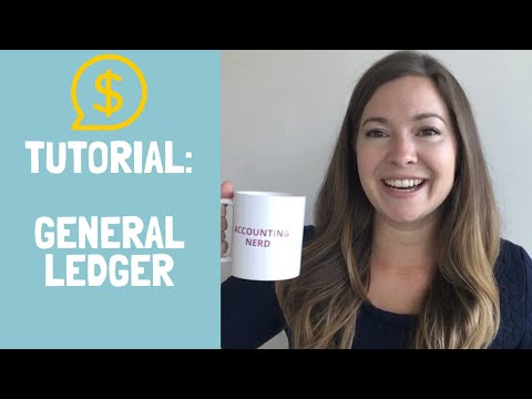 How to post to the General ledger
