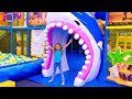 Baby Got To The Best Indoor Playground For Kids Video For Kids