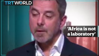 French doctors suggest testing Covid-19 vaccine in Africa, slammed as racist