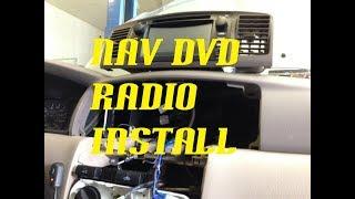Seicane Nav Dvd Radio Install And Review 2004 Corolla