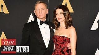Rachel Weisz & Daniel Craig Expecting First Child Together  | THR News Flash