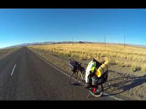Bicycle tour in Altai Republic