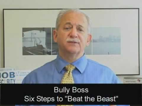 Bully Boss? Six Steps to
