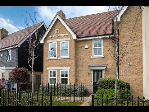 Martin Grant Homes  - The Ellen @ Penrose Park, Biggleswade, by Showhomesonline