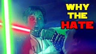 The Last Jedi — How To Break A Fanbase